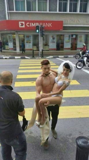 indecent models